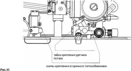 Демонтаж вторичного теплообменника Теплообменник кожухотрубный (кожухотрубчатый) типа ТНГ Рубцовск